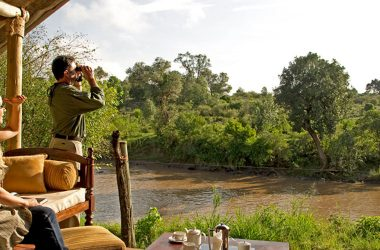 8 days Kenya wildlife luxury Safari