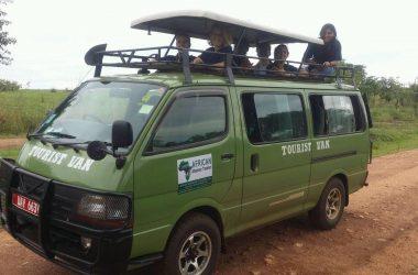 2 days Road trip Murchison falls national park tour