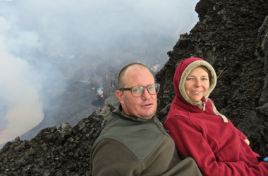 3 Days Hiking Nyiragongo