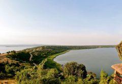 Mweya peninsula