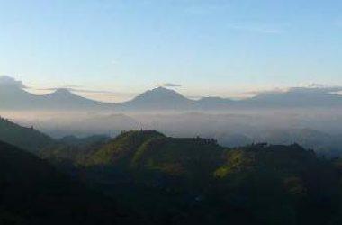 Virunga Volcanoes Mountain Ranges