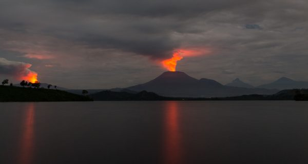 Mount Nyamuragira Virunga Mountain Hike