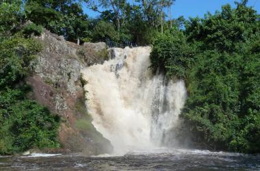 Sezibwa Falls Cultural Heritage Site, River sezibwa