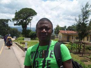 Mugabe Robert African Adventure Adventure Travellers Gorilla Trips Uganda