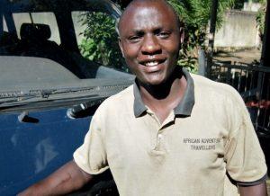 Lukwago Twaha - Driver Guide