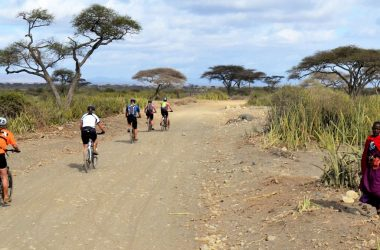 Bicycling Safaris Mburo National Park Uganda