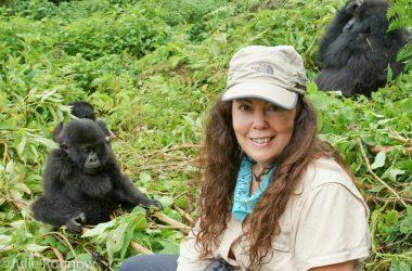 Mountain Gorilla trekking Uganda