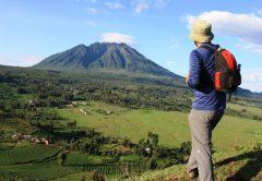 Hiking Sabyinyo Mountain