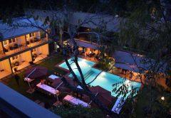 Urban City Blue Hotel Uganda Safari Hotel