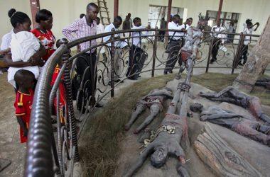 Uganda Martyrs trail
