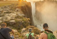 10 Days Okavango Delta Botswana to Victoria Falls Zimbabwe Safari